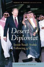 Couverture Desert Diplomat