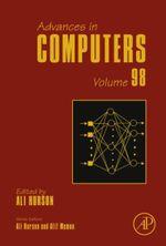 Couverture Advances in Computers