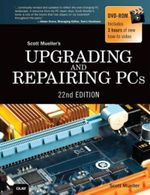 Couverture Upgrading and Repairing PCs