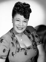 Photo Ella Fitzgerald