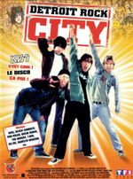 Affiche Detroit Rock City