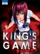 Couverture King's Game Extreme