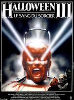 Affiche Halloween III : Le Sang du sorcier