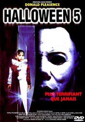 Affiche Halloween 5 : La Revanche de Michael Myers