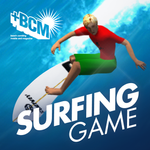 Jaquette World Surf Tour - BCM Surfing Game