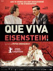 Affiche Que Viva Eisenstein !