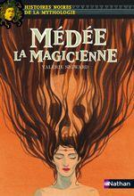 Couverture Médée la magicienne