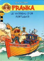 Couverture Le Vaisseau d'or portugais - Franka, tome 7