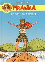 Couverture Les Yeux du timonier - Franka, tome 8