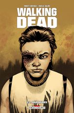 Couverture Murmures - Walking Dead, tome 23