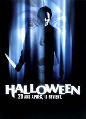 Affiche Halloween : 20 ans après, il revient
