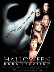 Affiche Halloween : Résurrection