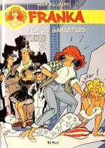 Couverture Film de gangsters - Franka, tome 15