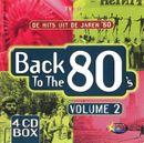 Pochette Back to the 80's: De Hits uit de Jaren '80, Volume 2
