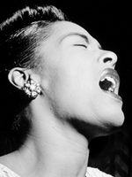 Photo Billie Holiday