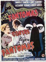 Affiche Fantômas contre Fantômas