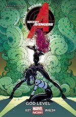 Couverture God Level - Secret Avengers (2014), tome 3