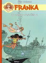 Couverture Le Cargo fantôme, volume 2 - Franka, tome 20