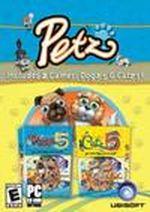Jaquette Petz : Dogz 5 / Catz 5 Compilation