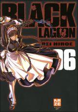 Couverture Black Lagoon, tome 6