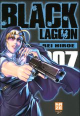 Couverture Black Lagoon, tome 7