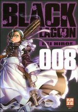 Couverture Black Lagoon, tome 8