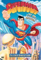 Affiche Superman Le Survivant de Krypton