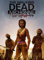 Jaquette The Walking Dead : Michonne