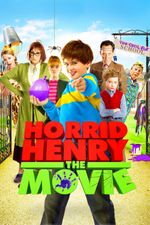 Affiche Horrible Henry : Le Film