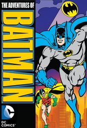 Affiche Batman, avec Robin le garçon prodige