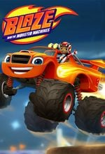 Affiche Blaze and the Monster Machines