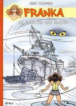 Couverture Le Monstre des marais - Franka, tome 21
