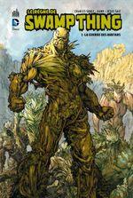 Couverture La Guerre des avatars - Le Règne de Swamp Thing, tome 1