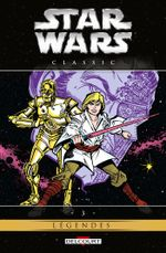 Couverture Star Wars : Classic, tome 3