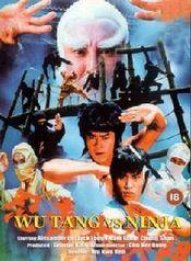 Affiche Le Chasseur de ninja