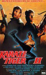 Affiche Karate Tiger 2