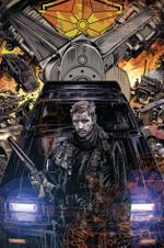 Couverture MAD MAX: FURY ROAD – MAD MAX #1