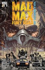 Couverture MAD MAX: FURY ROAD: NUX & IMMORTAN JOE #1