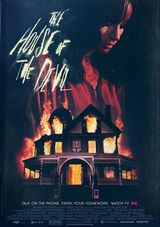 Affiche The House of The Devil