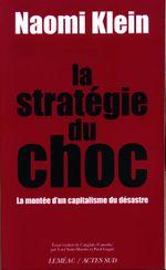 Couverture La Stratégie du choc