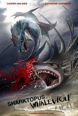 Affiche Sharktopus vs. Whalewolf