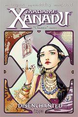 Couverture Madame Xanadu, tome 1 : Disenchanted