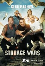 Affiche Storage Wars : Enchères surprises