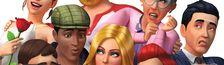 Jaquette Les Sims 4