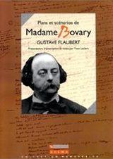 Couverture Plans et scénarios de Madame Bovary