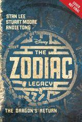 Couverture The Zodiac Legacy: The Dragon's Return