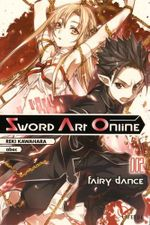 Couverture Sword Art Online, tome 2