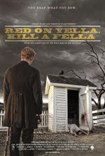 Affiche Red on Yella, Kill a Fella