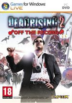 Jaquette Dead Rising 2 : Off the Record