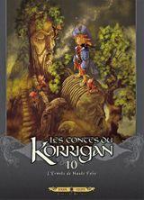 Couverture L'Ermite de Haute Folie - Les Contes du Korrigan, tome 10